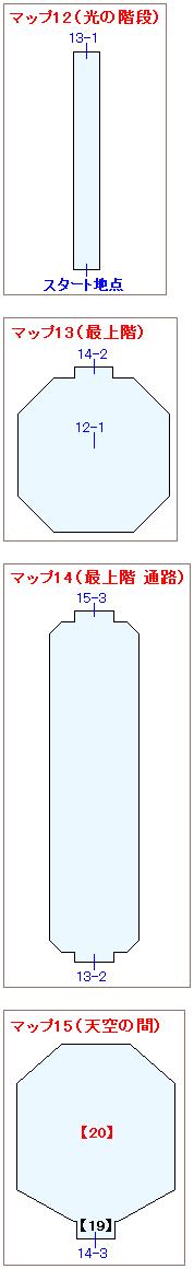 ストーリー攻略マップ・閉鎖美術館(8)