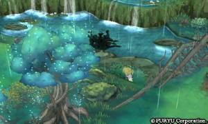 森のヒポカンパス戦闘回避方法(1)