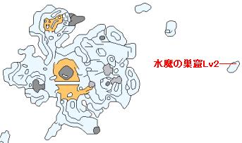 ストーリー攻略マップ・燃える世界の海上
