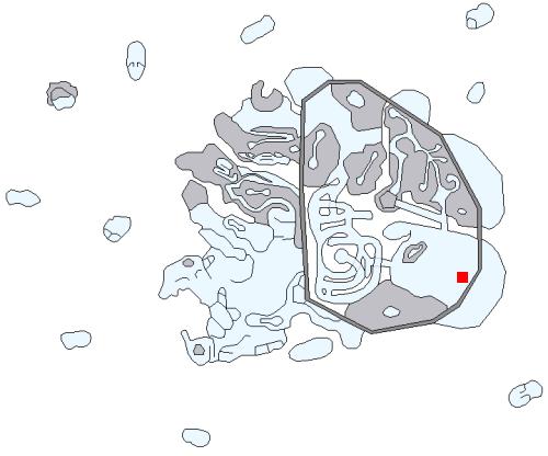 戦術ギルドタワー(監獄世界)の場所