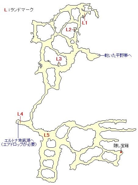 エルトナのマップ画像