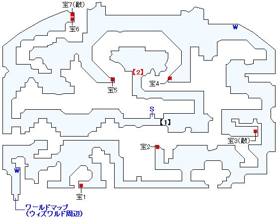 ストーリー攻略「4章 風雲急を告げる」・朽ちた研究所(1)