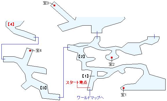 ヒドラの沼(HOME)マップ画像(1)