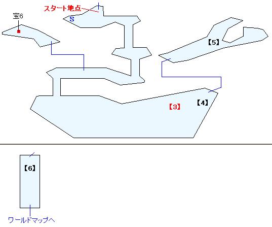水龍の島(HOME)マップ画像(3)