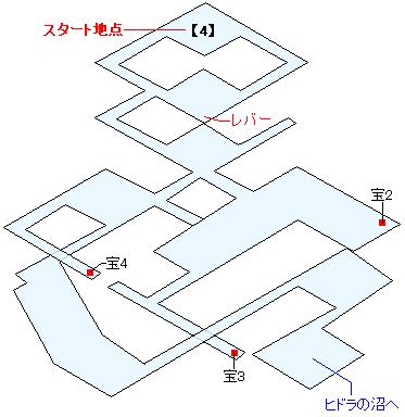 カオスフィールドマップ画像(2)