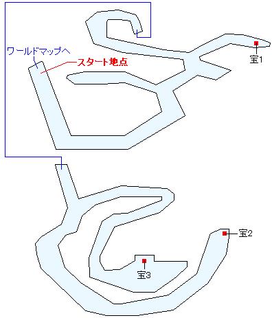 海月海(HOME)マップ画像