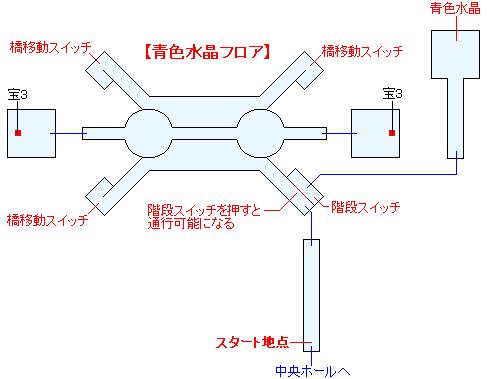 古龍の砦(HOME)マップ画像(3)
