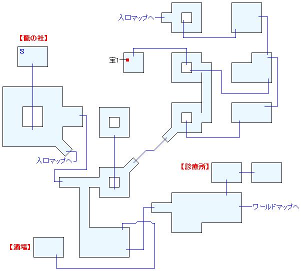 ガルドーブ(HOME)マップ画像