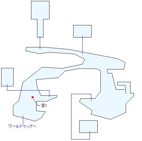 マブーレ(ANOTHER)マップ画像