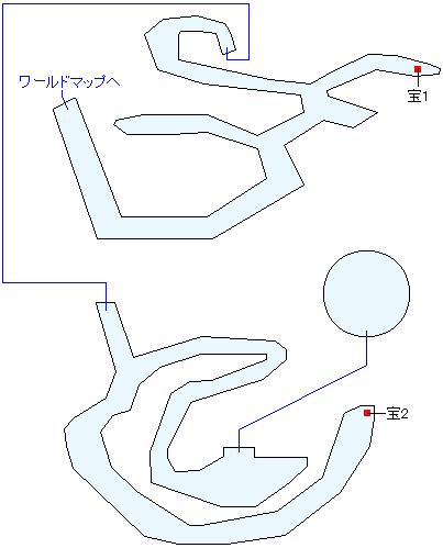 海月海(ANOTHER)マップ画像