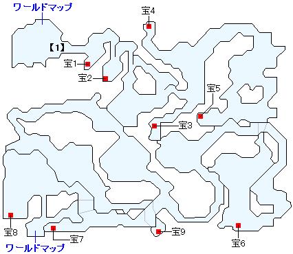 迷いの森マップ画像