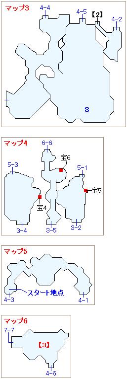 死の山マップ画像(3)