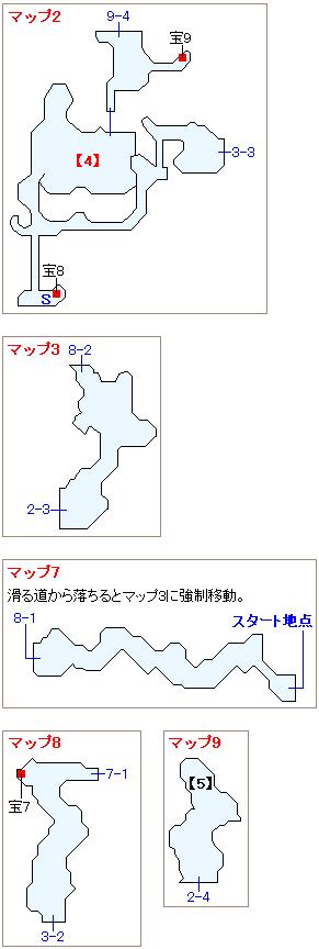 死の山マップ画像(4)