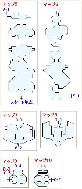 黒の夢マップ画像(3)