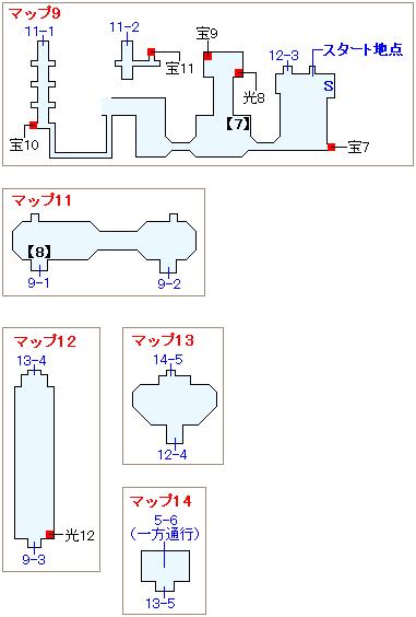 ジェノサイドームマップ画像(4)