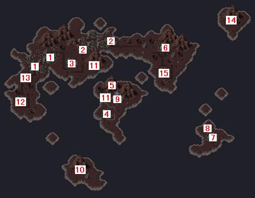 ワールドマップ・未来