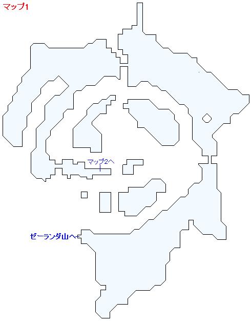 Switch版(2D)&3DS版(2D)ストーリー攻略マップ・始祖の森(1)