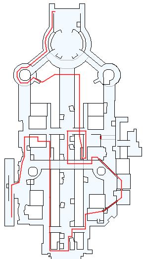 Switch(3D)&PS4版のストーリー攻略マップ・ダーハルーネの町(1)