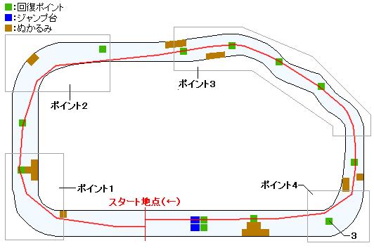 ブロンズ杯マップ(Switch&PS4版)