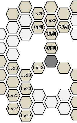 ロウのゲーム序盤(魔王誕生まで)のスキル習得順