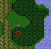ストーリー攻略マップ・トーザスの場所