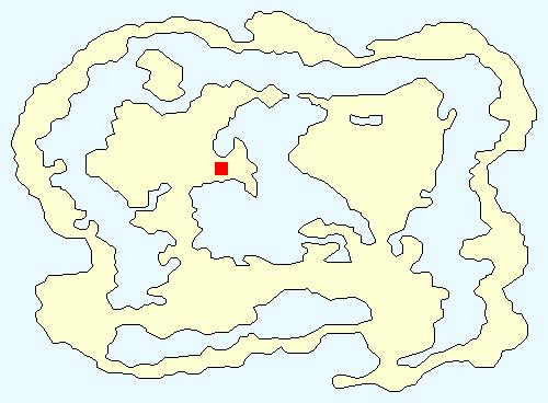 アーガス城の場所