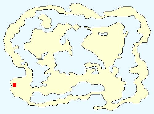 古代人の村の場所