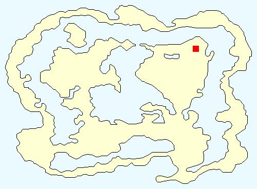 祭壇の洞窟の場所