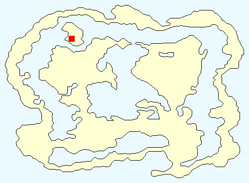 地底湖の場所