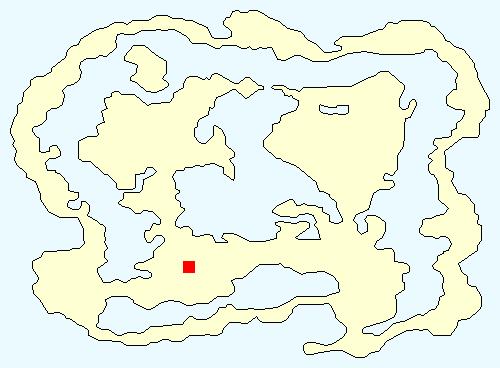 ハインの城の場所