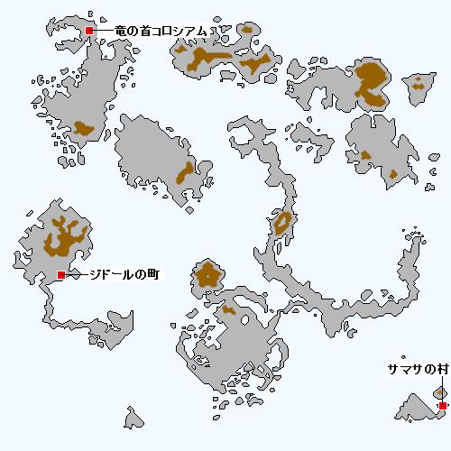 崩壊後のシャドウ加入チャート・ワールドマップ画像(1)
