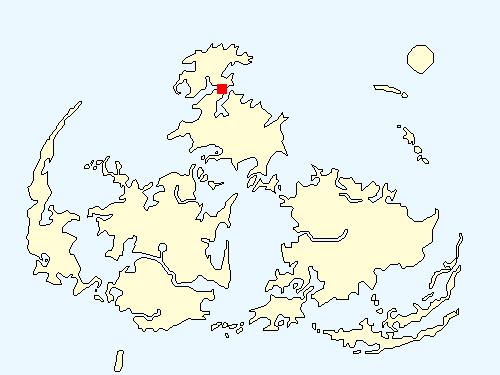 大氷河の場所