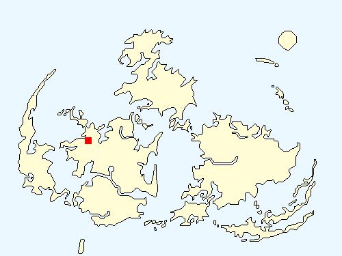 ロケット村の場所