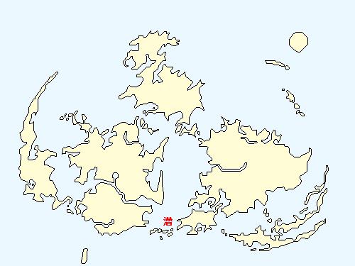 沈没した潜水艦の場所