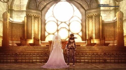 志乃の結婚式イベント