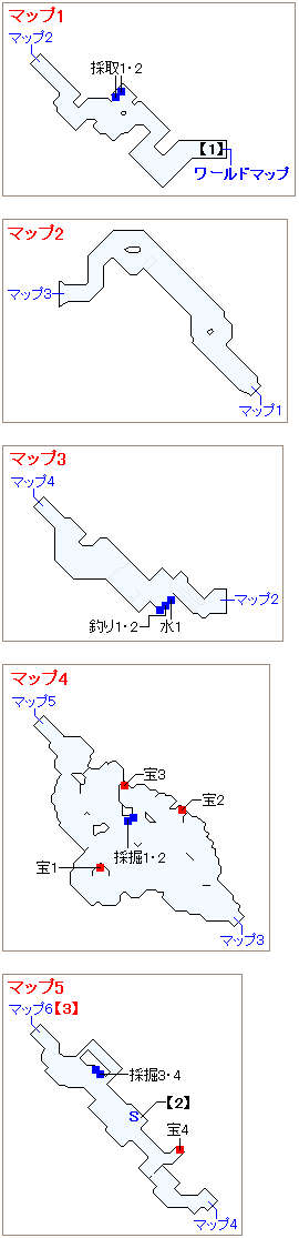 ロゼ編第7章・冬凪の雪山(1)