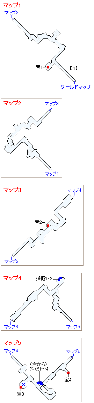 ロゼ編第9章・竜の墓場(1)