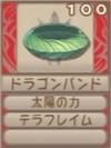 ドラゴンバンド(エーテル値100)