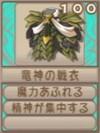 竜神の戦衣(エーテル値100)