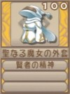 聖なる魔女の外套A(エーテル値100)