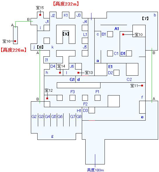 幻想ドルーアマップ画像(4)