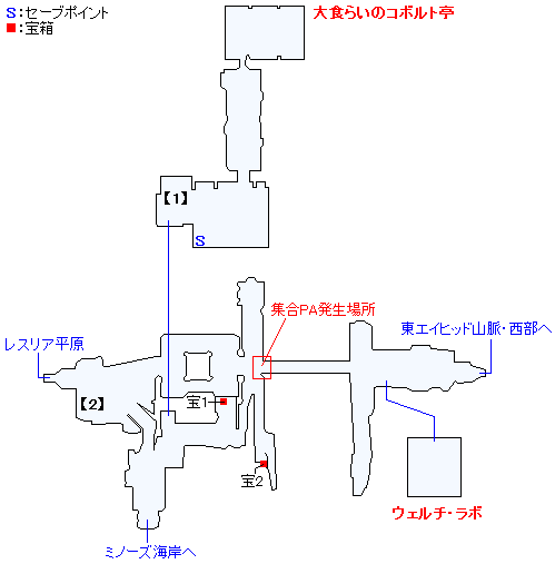 ミードックマップ画像