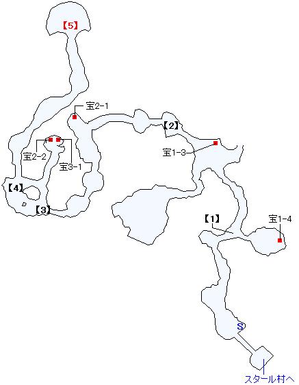 ダカーフ山道マップ画像(3)
