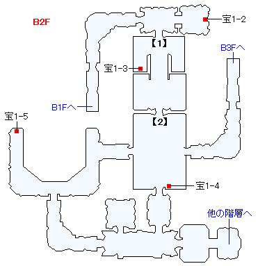 クロノス中央紋章研究所マップ画像(2)