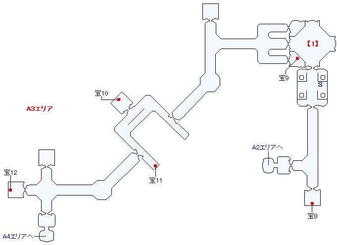 フォートレス・オブ・トライドールマップ画像(3)
