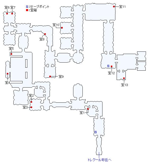 謎の研究施設マップ