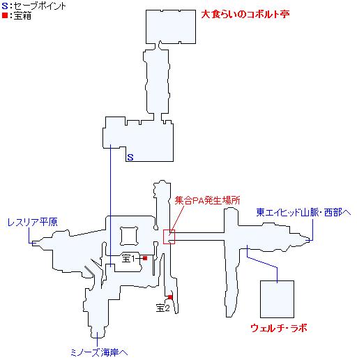 ミードックマップ