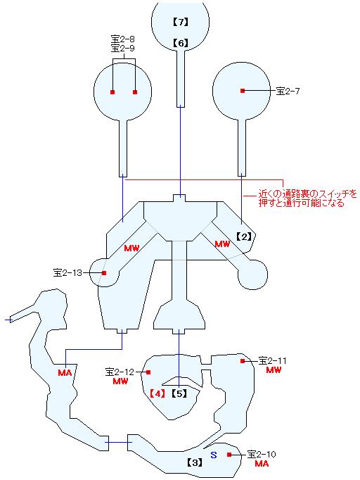 タタル渓谷マップ画像(2)