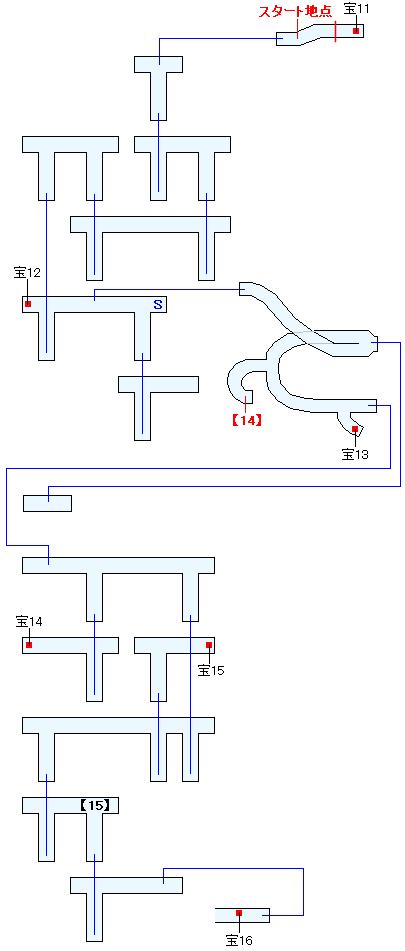 アブソーブゲートマップ画像(5)