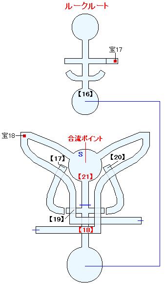 アブソーブゲートマップ画像(6)